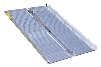 Aidapt VA142C Light wheelchair ramp, aluminum 91 cm