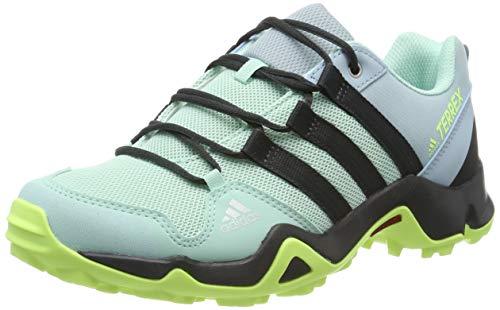 huge discount 4425a 70ee2 adidas Terrex AX2R K, Zapatillas de Marcha Nórdica Unisex Niños, Verde  Clear Mint