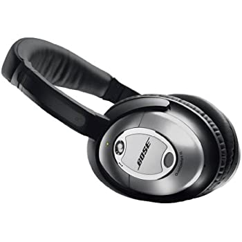 Bose ® QuietComfort ® 15 Acoustic Noise Cancelling Headphones - Black/Silver