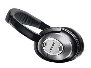 Bose ® QuietComfort 15 Acoustic Noise Cancelling Kopfhörer für Apple Geräte silber/schwarz