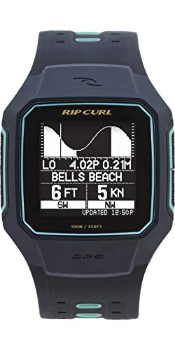 RIP CURL Search GPS Serie 2 Smart Surf Uhr Mint - Unisex -