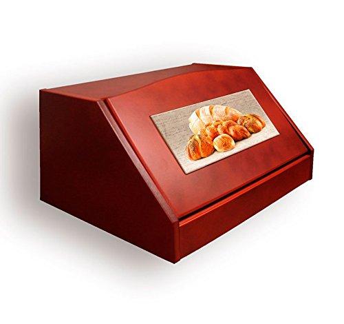 panera-con-decoro-de-variety-of-bread-nogal-de-madera-nogal-dalle-tamano-de-30-x-40-x-20-cm