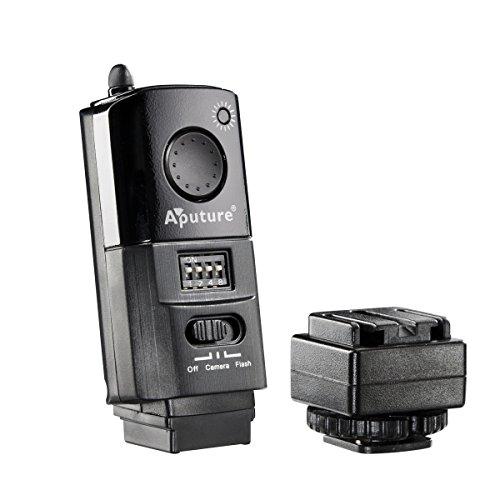 Aputure Trigmaster 2.4G 1S Funkfernauslöser und Blitzauslöser für Sony A580/A900/A390/A77