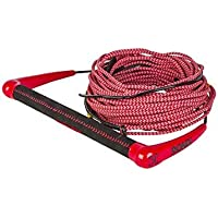 Combo 3.0 - Hide Grip W70FT 4-Sect. Hyb. Solin Rope - Asst. Color by Ronix