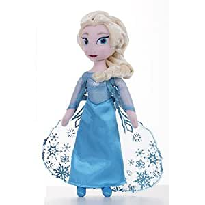 disney die eisk nigin 26cm elsa stoffpuppe uk import. Black Bedroom Furniture Sets. Home Design Ideas