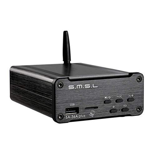 SMSL SA-36A Plus 30W×2 TPA3118 Class d Bluetooth AUX, gebraucht gebraucht kaufen  Wird an jeden Ort in Deutschland