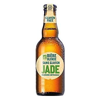 Biondo birra Jade senza glutine 4,5 ° 25 cl - 6 x 25 cl
