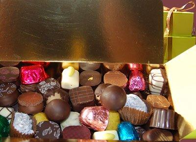 Confiserie du Languedoc - 500g DE CHOCOLATS FINS ASSORTIS EN BALLOTIN