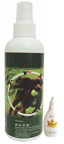 Race Products Deter Anti-Tick Neem Spray 200Ml