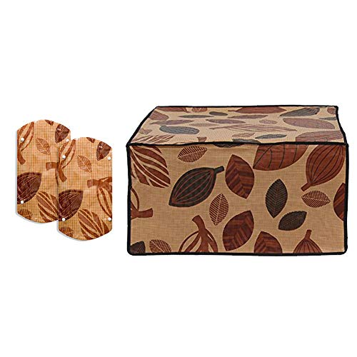Stylista Microwave Oven Cover for Onida 23 L Convection MO23CJS11B (Free Fridge/Oven/Wardrobe Handle Cover)