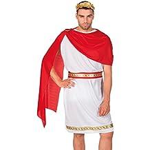 Boland 83805 - Erwachsenenkostüm Caesar, weiß