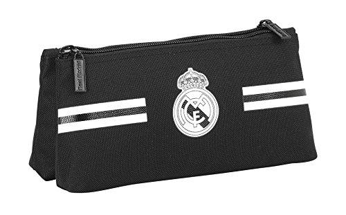 Real Madrid – Neceser pequeño doble, 3ª equip. 2014-2015 (Safta 811524548)