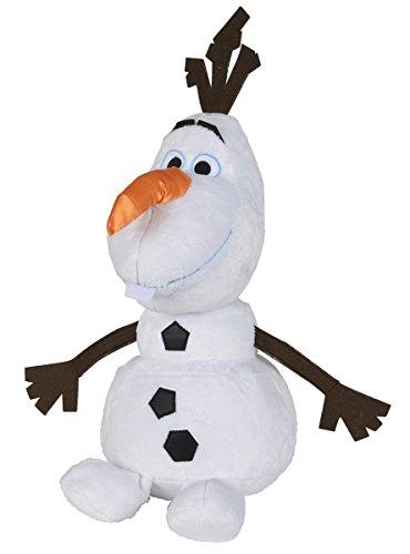 Simba 6315874753 - Disney Frozen Plüsch Schneemann Olaf 50 cm