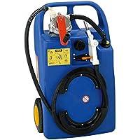 Disset Odiseo FG5160 Kraftstoff-Spender, manuelle Pumpe, 95 l, Kapazität 100 mm x 95 mm x 43 mm