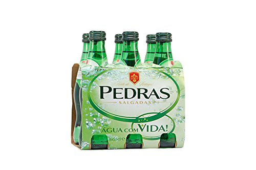 Agua Das Pedras - Eau Gazeuse Pack 6X25 Cl