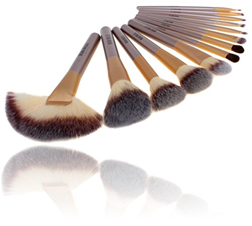 Beau Belle Pinceaux Maquillage - Pinceaux Maquillage Professionnel - Makeup Brushes - Pinceaux - Pinceau Maquillage - Makeup Brushes Set - Make Up Brushes Set - Maquillage Professionnel - Make Up Brush Set