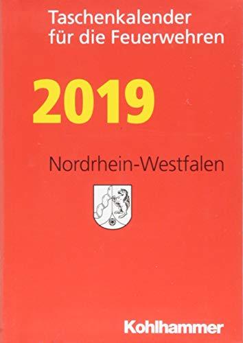Taschenkalender für die Feuerwehren 2019/ Nordrhein-Westfalen
