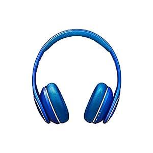 Samsung Level On Blue Circumaural Head-band headphone - Headphones (Circumaural, Head-band, Wired/Wireless, 41 Ω, 1.2 m, Blue)
