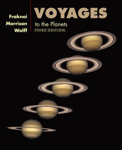 Voyages to the Planets (with CD-ROM, Virtual Astronomy Labs, and InfoTrac) by Andrew Fraknoi (2003-07-30)