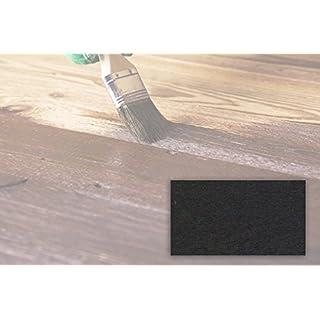 BEKATEQ LS-236 Dickschichtlasur Dauerschutzlasur Deckende Holzlasur Holzschutzlasur (5L Ebenholz)