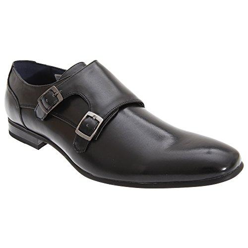 Route 21 - Chaussures de ville - Homme Noir