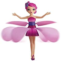 Flutterbye Flying Fairy with Musical Toy