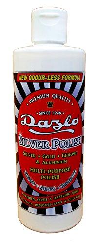 Dazlo® Silver Polish (3x110g) - Silver, Gold & Aluminium Polish