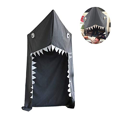 Neuheit Hai-Zelt 1,2-Meter-Bett Mantel offene Tür hängende Bett Konto Babybett dekorative Moskitonetz