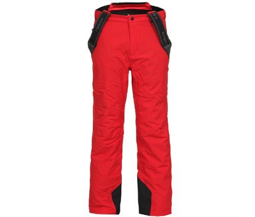 Bergson Herren Skihose Control, Chinese Red [104], 50, YF13-700005A
