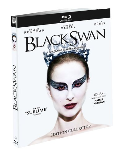 BLACK SWAN - DIGIBOOK [BLU-RAY