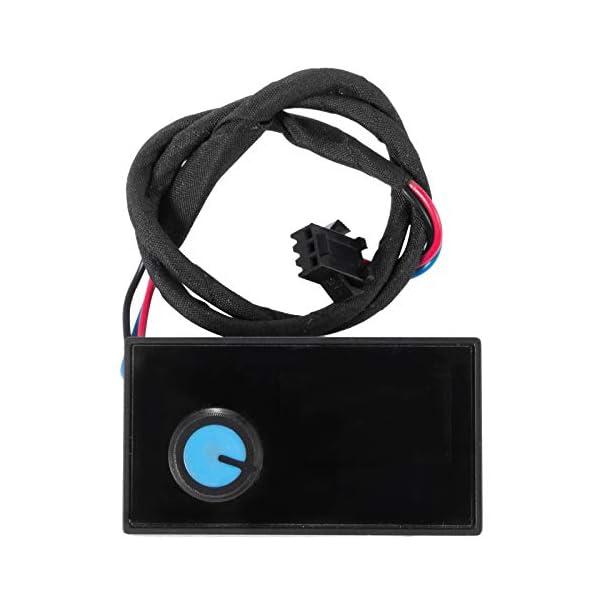 HODOY Riscaldatore Digitale 5Kw Termostato Diesel Riscaldatore Elettrico 12V Riscaldatore Elettrico a Gas Per Camper Camper e Autobus 12V 5Kw Con 20 Pezzi di kit