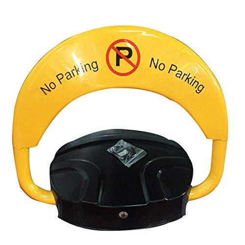LALEO Automatische Fernbedienung Parksperre, Mehrere Steuerungsmodi (RC/Durch Induktion/APP) 180 ° Drehen Wasserdicht Diebstahlsicherung Parkplatzwächter Parkplatzabsperrung
