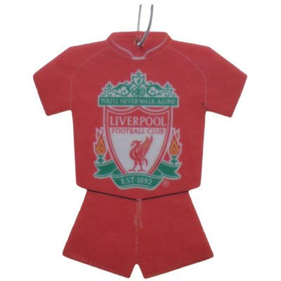 5d5a10b2a Liverpool FC Official Car Air Freshener by Liverpool FC at the Fields ...