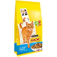 Go-Cat Adult Cat Food Tuna Herring and Veg, 10 kg