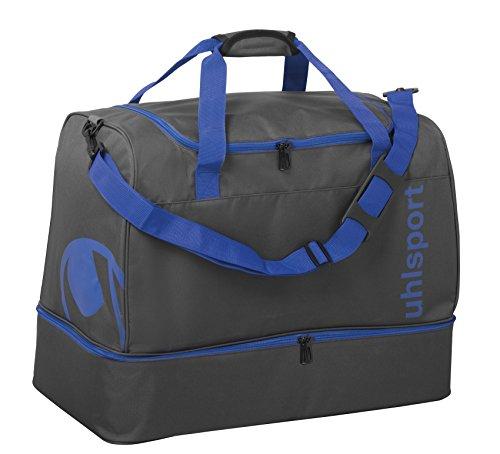 UHL Essential 2.0 Players Sporttasche, 45 cm, 30 liters, Mehrfarbig (Anthracita/Azul)