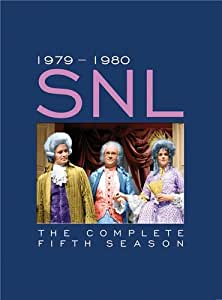 Saturday Night Live: Complete Fifth Season [DVD] [Region 1] [US Import] [NTSC]