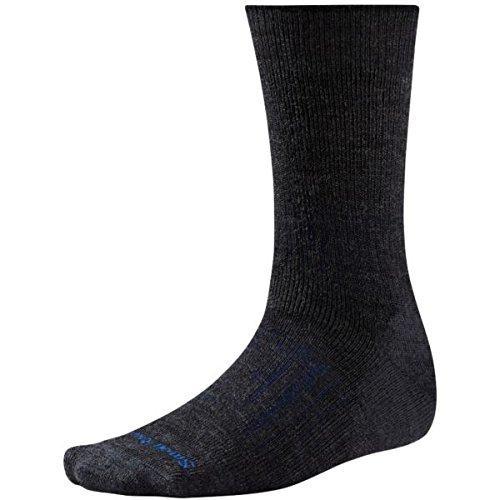 Smartwool Herren Phd Outdoor Heavy Crew Socke, Charcoal, L Smartwool Outdoor-socken