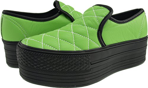 Maxstar  C50-Stitch,  Damen Sneaker Low-Tops TC-Green
