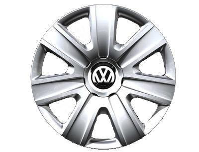 Originale-Volkswagen-ricambi-VW-Polo-copricerchi-set-14-pollici-Accessorio-Originale-Polo-6R-Fox