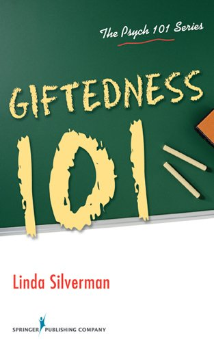 Giftedness 101 (Psych 101) (English Edition)