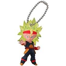 Dragon Ball Z Dbz S3Bardock Xeno figura llavero anillo udm ráfaga 21Gashapon