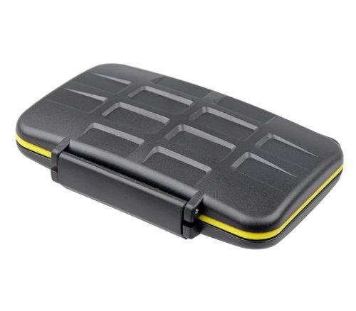 Speicherkartenbox Schutzbox Memory Card Case für 8 SD Karten (MC-SD8)