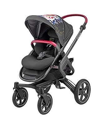 Maxi-Cosi Nova cochecito combinado, se puede utilizar desde el nacimiento hasta aprox. 3,5 años, cómodo todoterreno.