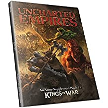 Mantic Games MGKW07 Kings of War Uncharted Empires Book