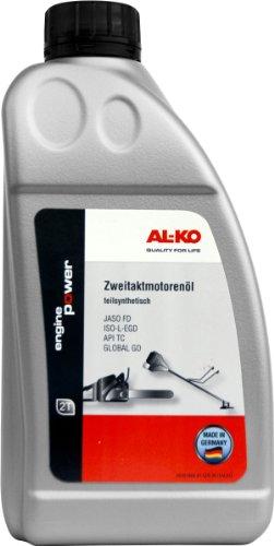 AL-KO 112896 2-Takt Motorsensen-/Kettensägeöl, 1.0 Liter