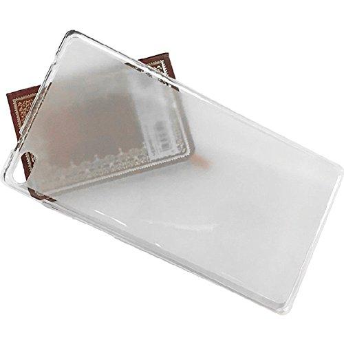 Hzjundasi Custodia protettiva in gomma morbida in gel TPU Per 7' Lenovo Tab4 7.0 TB-7504F/N/X Tavoletta