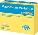Magnesium Verla 400 complex Kapseln 60 Stück