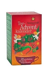 Advent Calendar 2 x 24 Christmas Tea bags
