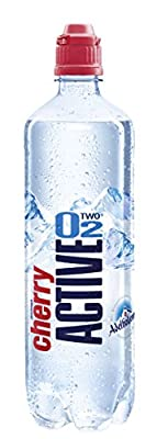 Active O2 Cherry, 8er Pack, Einweg (8 x 750 ml)