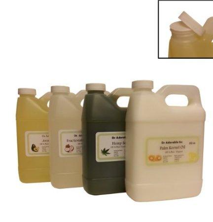 Raw rojo Virgen Extra Aceite de palma orgánico sin refinar 32oz